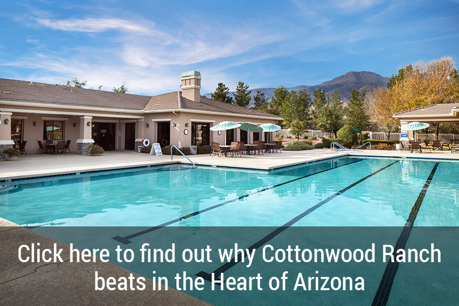 Cottonwood Ranch in Arizona
